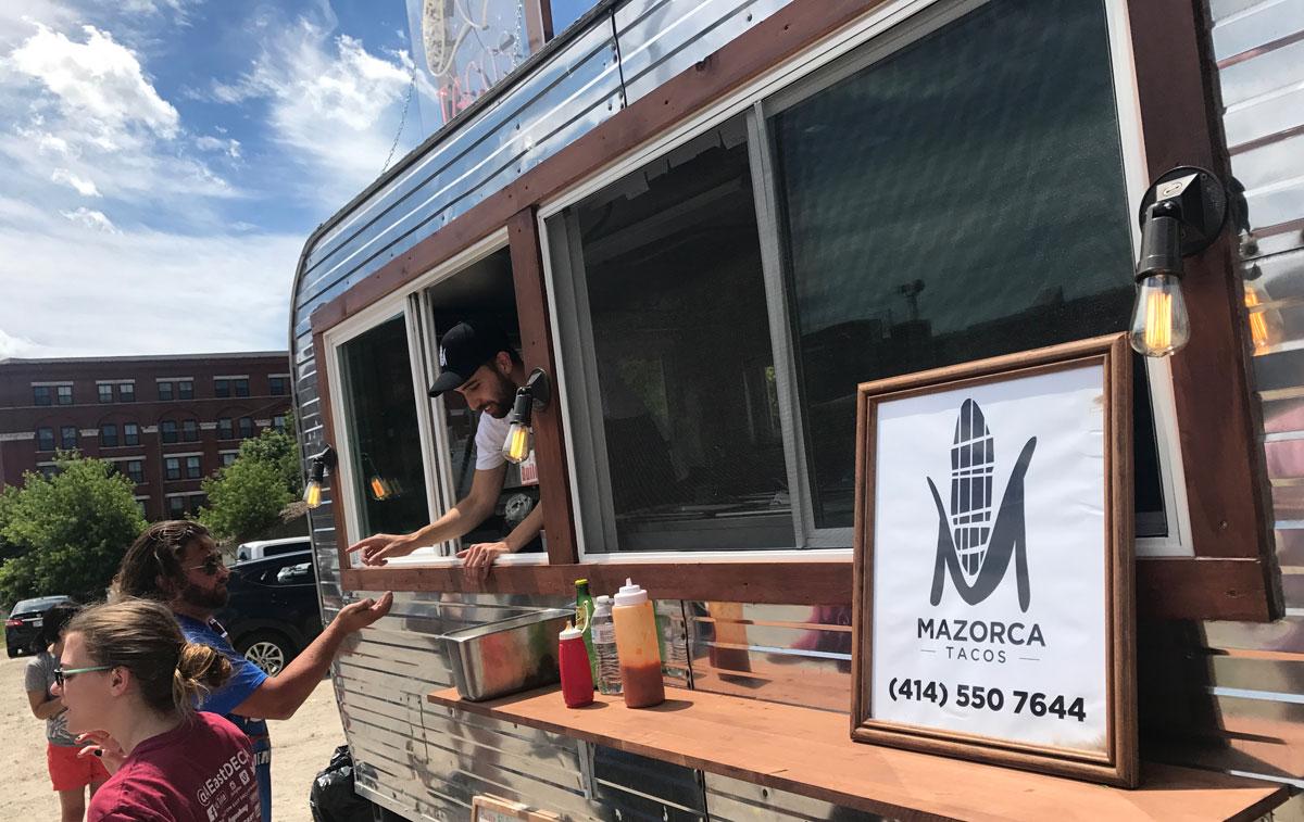 Mazorca tacos