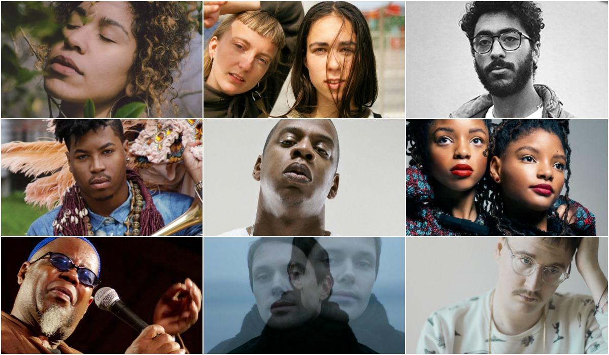 Rhythm Lab Radio July 7 - Milo, Jay-Z