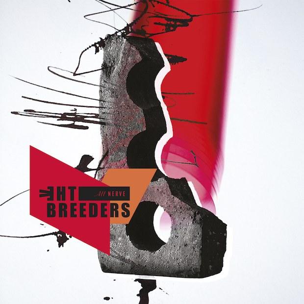 The Breeders - All Nerve - Album Artwork