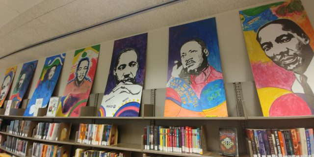 Portraits of Dr. King