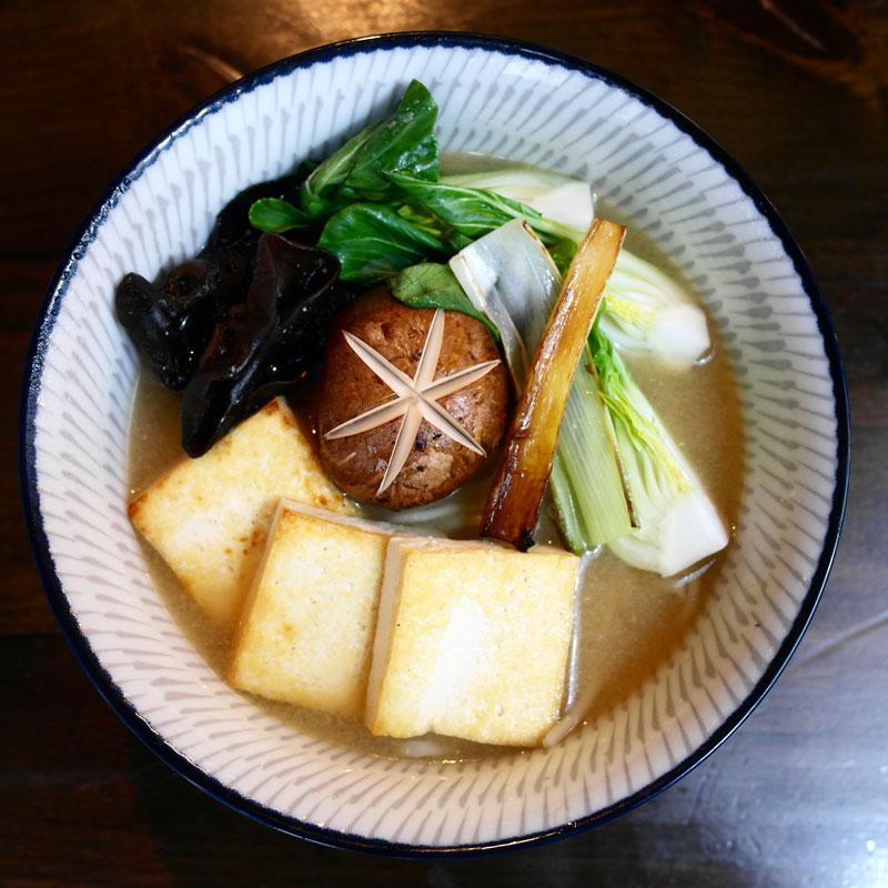 Tofu Ramen