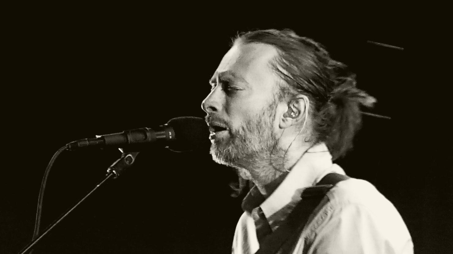 Thom Yorke in Milwaukee
