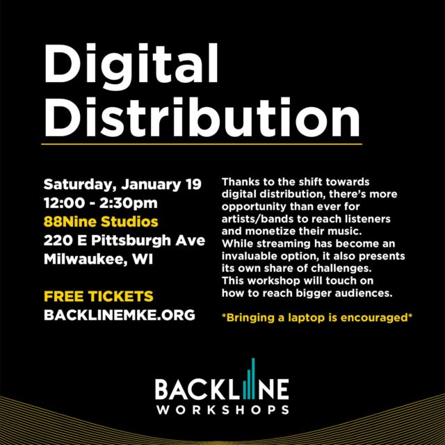 Backline Distribution workshop