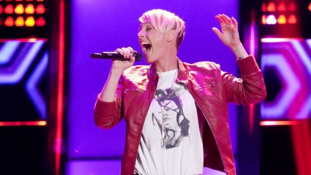 betsy ade the voice