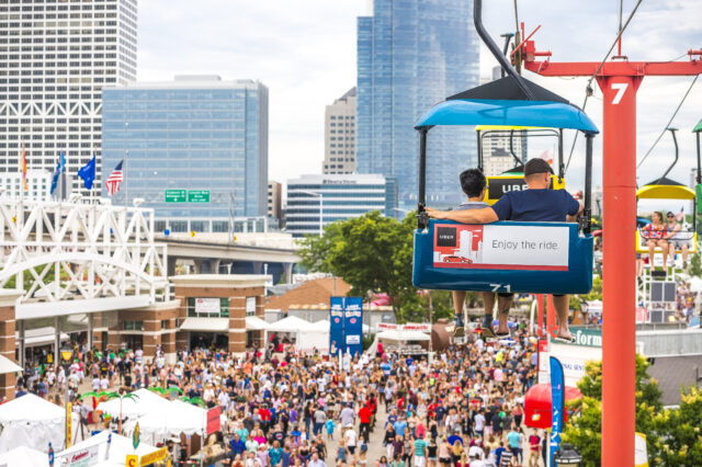 Here's how to get into Summerfest for free this year