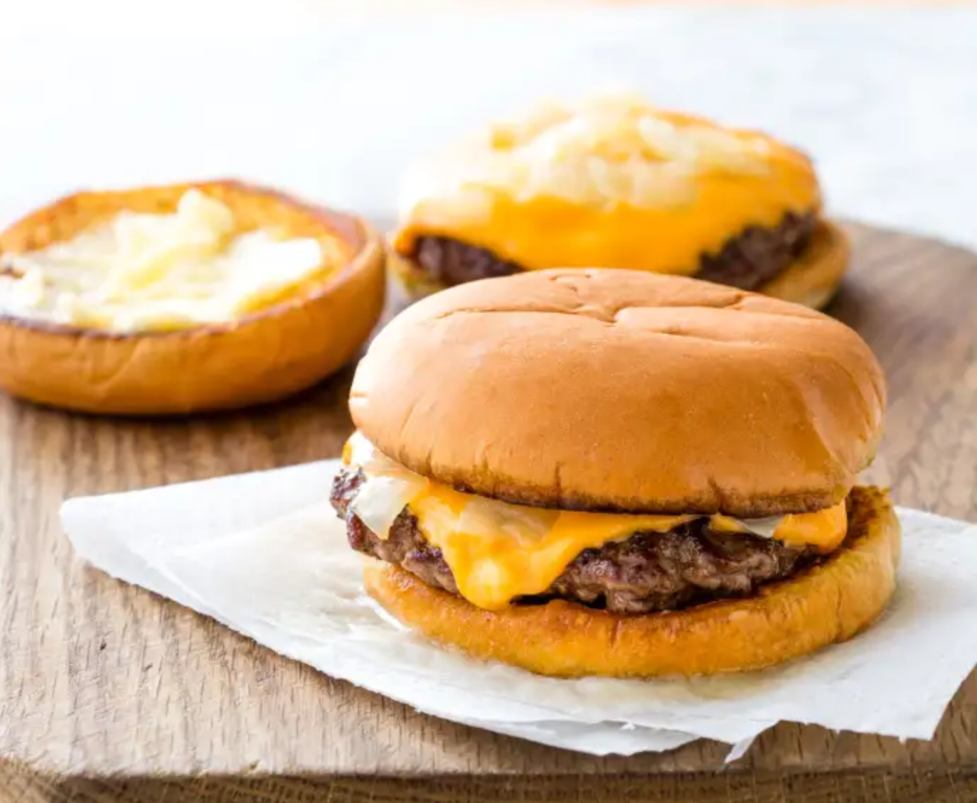 America's Test Kitchen offers its spin on a Solly's Wisconsin butter burger