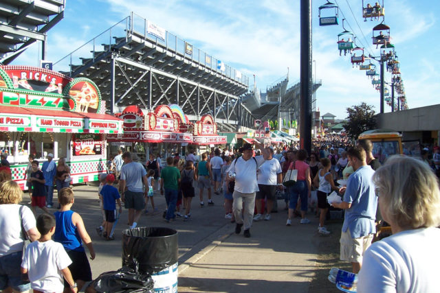 Wisconsin State Fair is featuring some of Milwaukee's best bands this year — yes, really
